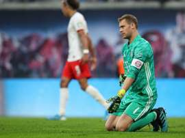 Il portiere del Bayern e della nazionale tedesca Neuer. AFP