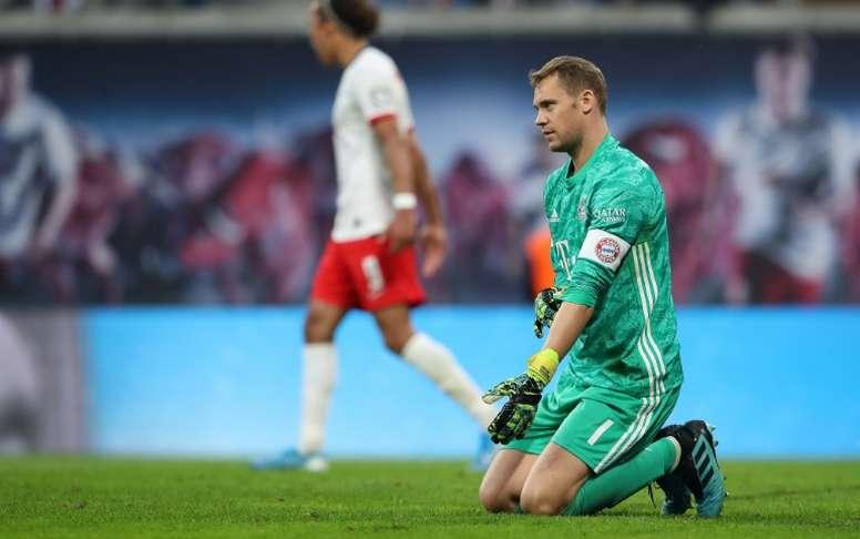 Neuer termina contrato en 2021. AFP
