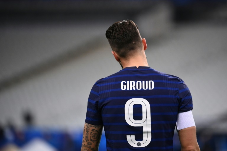 Chelsea's Giroud seeks exit to keep Euro 2020 dream alive