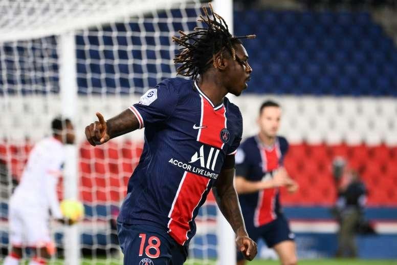 Le PSG se rassure contre Dijon mais ne force pas. AFP
