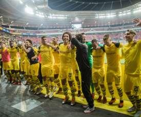 Le BVB renvers tout et prend la tête du championnat. AFP