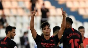 Óliver Torres descartó problemas de cara al gol. AFP