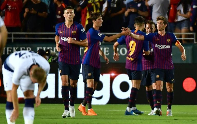 El once del Barcelona ante el Huesca | Jornada 3 | LaLiga Santander