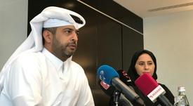 Le Qatar n'a pas tenu de discussions avec d'autres pays. AFP