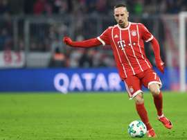 Ribery et les siens seront favoris. AFP