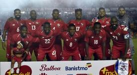 El verdadero once de Panamá, un misterio. AFP/Archivo