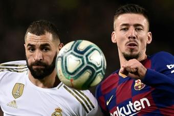 El Barcelona tiene más títulos oficiales que el Real Madrid. EFE