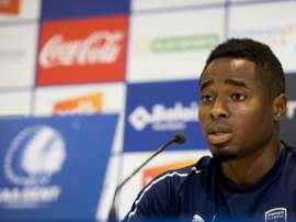 Kamano est décisif pour Bordeaux. AFP