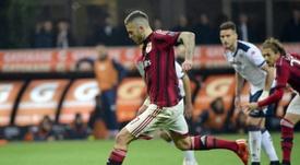 Jérémy Ménez vers un retour en Serie A ?. AFP