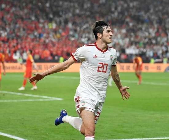 Naples suit de près le 'Messi iranien'. AFP
