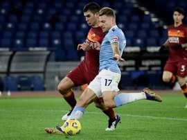 Italie: la Lazio se relance en corrigeant la Roma dans le derby. AFP
