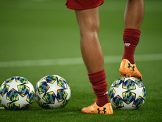 Lorient a pris la tête de la Ligue 2 après sa victoire à domicile. AFP