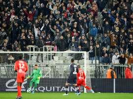 Futebol francês concorda em corte salarial. AFP