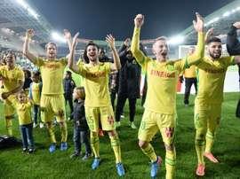 Ligue 1 : Nantes se donne de l'air en battant Dijon 3-1