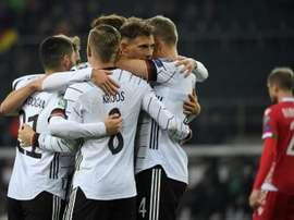 L'Allemagne toujours en chantier à six mois de l'Euro-2020. AFP