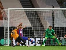 Wolverhampton reprend la 6e place, Brighton maintenu. AFP