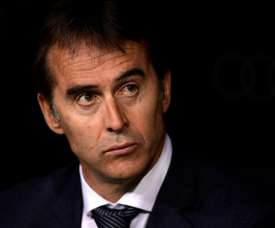 Lopetegui's Real Madrid come away with their second win of the season. AFP