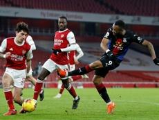 Angleterre: Arsenal stoppé dans son élan. AFP