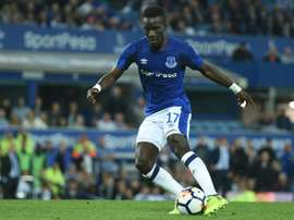 PSG have put in a 30 million euro offer for Idrissa Gueye. AFP