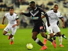 Alexandre Mendy prêté à Guingamp. AFP