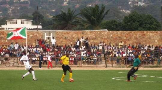 La Fédération du Burundi décide la poursuite de ses championnats. AFP