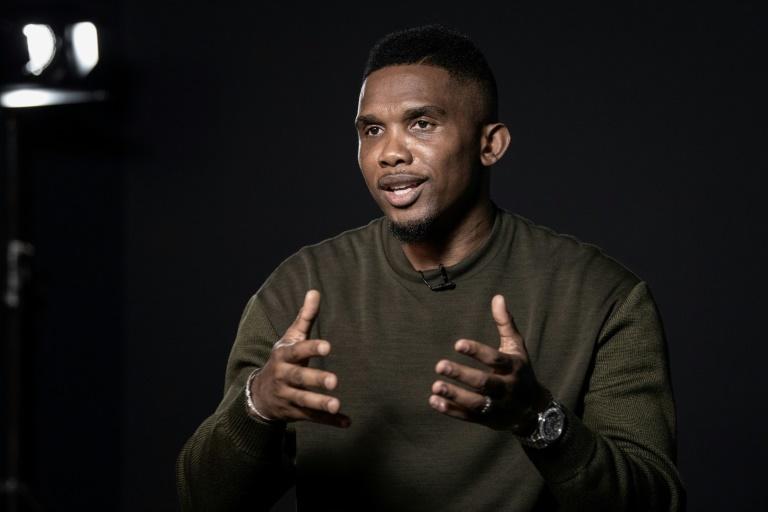 Samuel Eto'o s'oppose à l'idée d'une CAN tous les quatre ans