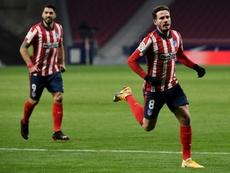 Espagne: l'Atlético s'échappe en tête grâce à Correa