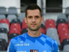 Le gardien Denis Petric au FC Nantes pour deux saisons. GOAL