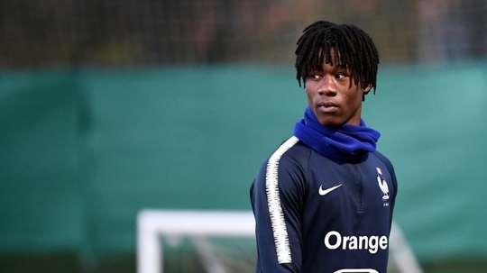 Borussia offer 50 million for Camavinga. AFP