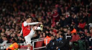 O agente de Mesut Özil falou das opções para o futuro de seu jogador. AFP