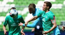 El Wolfsburgo desplaza al Borussia Dortmund de la cuarta plaza. AFP