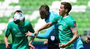 Wolfsburg vence e amplia a agonia do Werder Bremen. AFP