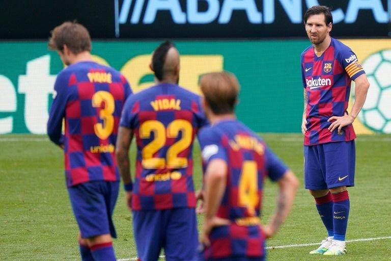 El Madrid, harto de las quejas del Barça