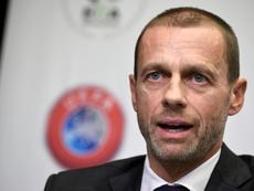 L'Euro 2021 a un hôte. AFP