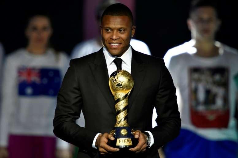 Júlio Baptista será treinador do Valladolid. AFP