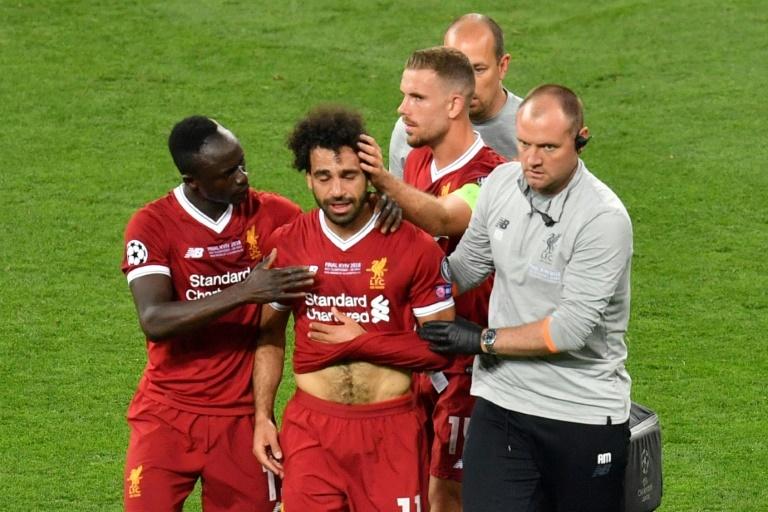 Las buenas noticias sobre el estado de salud de Mohamed Salah