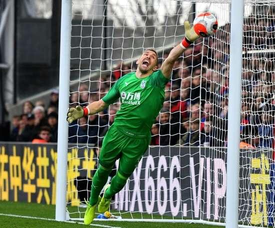 Foster restera à Watford deux ans de plus. AFP