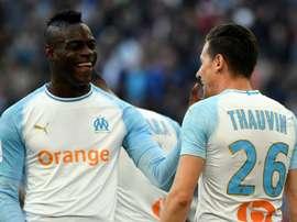 Marseille veut rester sur la pente ascendante. AFP