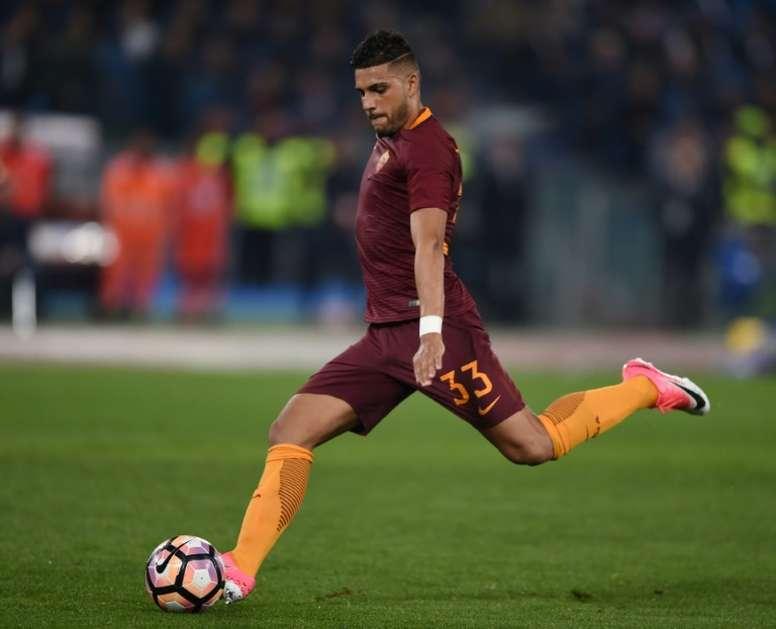 Roma vence Udinese e está no 3º lugar à condição. EFE