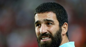 Turan looked back at his time in the Catalan capital. AFP