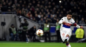 Man Utd are the latest to enter the race for Fekir. AFP