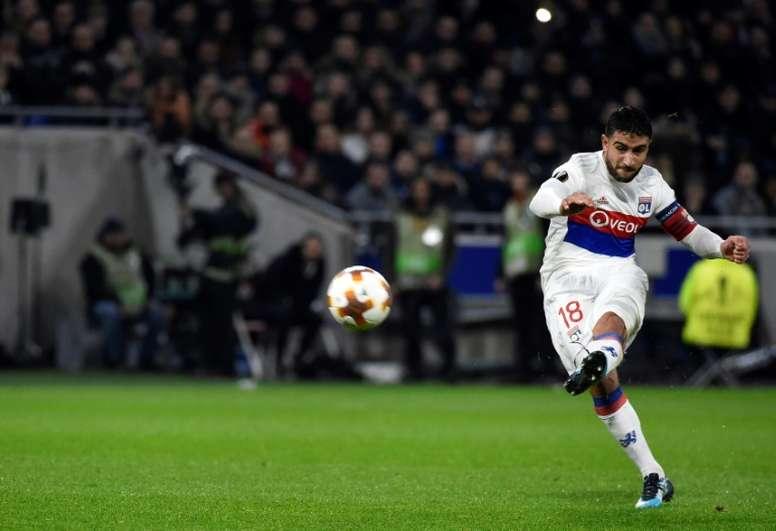 Fekir pidió reanudar las negociaciones con el Liverpool - BeSoccer