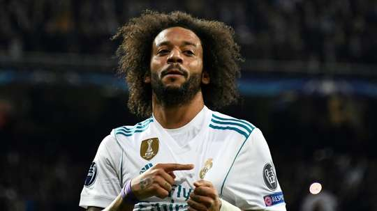 Marcelo pudo jugar en la Bundesliga. AFP
