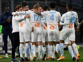 Les compos probables du match de Ligue 1 entre Lorient et OM. afp