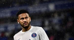 Objectif Bernabéu pour Neymar. AFP