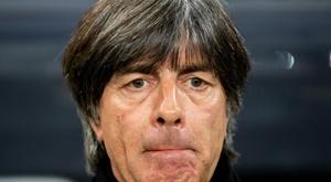 Löw tem contrato com a Alemanha até 2020. AFP