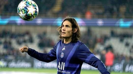 Cavani could end up at Chelsea instead. EFE