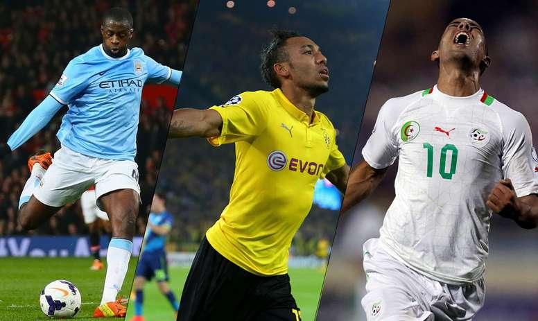 Senegal player Sadio Mane is one of the nominees. AFP