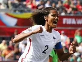 Francia es la anfitriona del próximo Mundial femenino. EFE