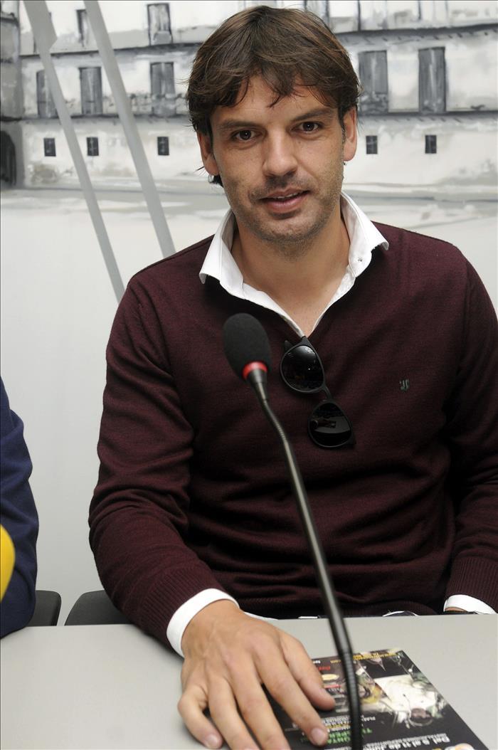 El exdelantero del Real Madrid y de la selección española Fernando Morientes. EFE/Archivo